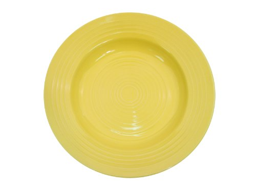 - CAC China TG-120SFL Tango 12-Inch 22-Ounce Sunflower Porcelain Pasta Bowl, Box of 12