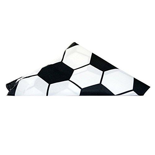 Fun Express Soccer Ball Pattern Bandana