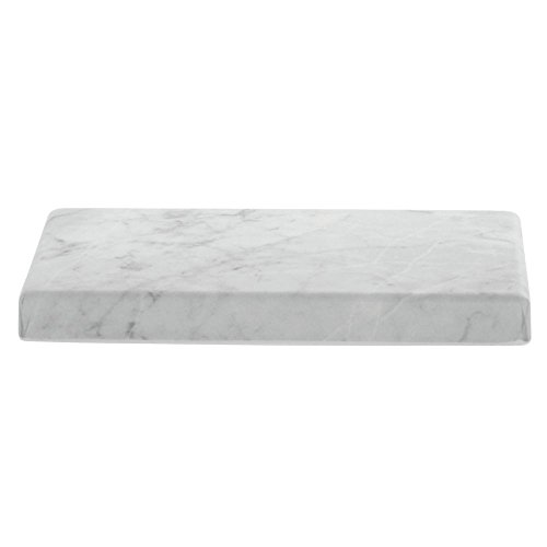 Marble Look Display Riser Riser - 10'' L x 6'' W x 1'' H by Hubert