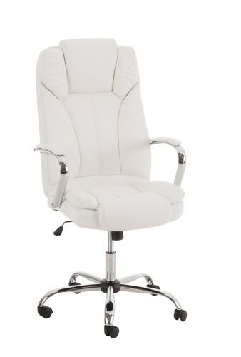 Weight Capacity: 210 kg up to 6 colours to choose brown Upholstery CLP Comfortable XXL Heavy Duty Office Chair APOLL