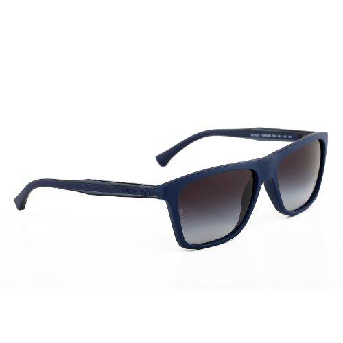 Emporio Armani EA4001 Sunglasses -50658G Blue / Gray Grad. - - Emporio Armani Shades