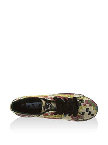 Sixtyseven  Plataforma, Damen Sneaker Mehrfarbig bunt 40