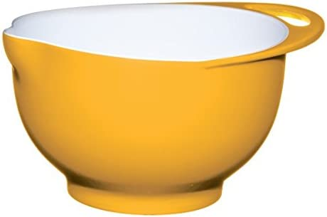 Colourworks Yellow Melamine Mixing Bowl