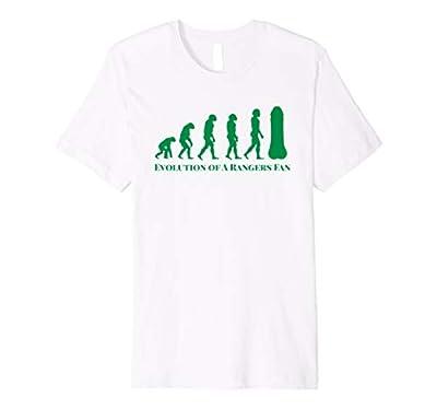 Funny Celtic Soccer Gift Football Evolution Bhoys Gift Hoops Premium T-Shirt