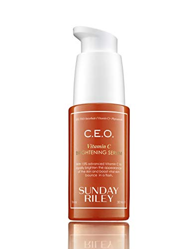 Sunday Riley C.E.O. Rapid Flash Brightening Serum, 1.0 Fl Oz