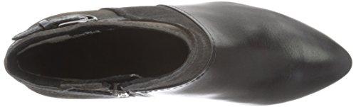 Caprice 25345, Botines para Mujer Gris (DK GREY COMB 233)