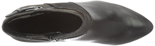 Caprice Damen 25345 Kurzschaft Stiefel Grau (DK GREY COMB 233)