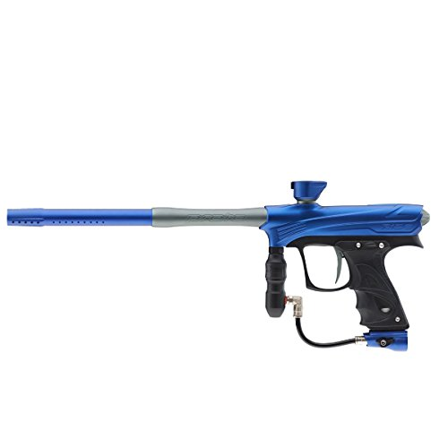 Dye Rize MaXXed Paintball Marker (Blue/Grey) (Best Competition Paintball Guns)