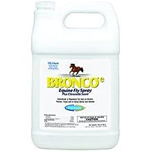 Farnam Bronco e Equine Fly Spray Plus Citronella Scent, 1 gallon