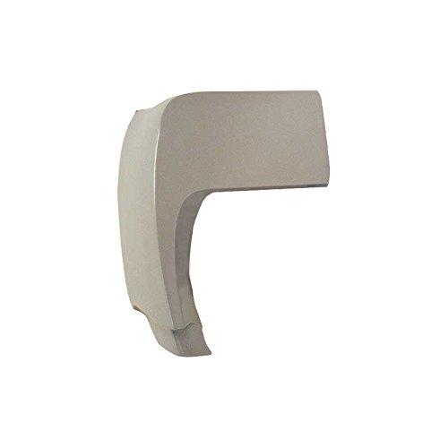 Fastback Rear Quarter (MACs Auto Parts 44-43311 Ford Mustang Rear Quarter Panel Extension - Left - Fastback)