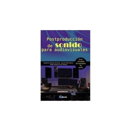 Postproducción de sonido para audiovisuales