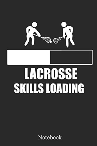 Lacrosse Skills Loading  Notebook: Great Gift Idea for Lacrosse Player and Coaches(6x9 – 100 Pages Dot Gride) por Vanessa Publishing
