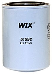 WIX Filters - 51592 Heavy Duty Spin-On Lube Filter, Pack of 1