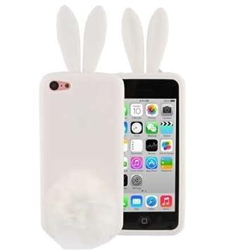 coque iphone 5 c en silicone 3d