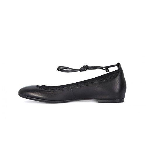 FRAU - Zapatillas para deportes de exterior para mujer negro negro 38 Negro