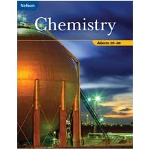 Nelson Chemistry Alberta 20/30: Student Text
