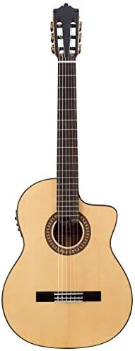 Guitarra Flamenca Martinez MFG-AS EF - EQ Fishman PSY-301: Amazon ...