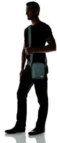 Lacoste Gris Y scarab Bolsos De Shoppers Hombro Nh2102ne Hombre CgpfCna