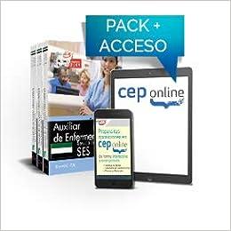 Pack de libros. Auxiliar de Enfermería. Servicio Extremeño de Salud SES: Amazon.es: AA.VV.: Libros