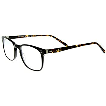 dafc2e3dee Aloha Eyewear Tek Spex 2001 Made in Italy Unisex RX-Able Progressive  Readers with Your Choice of Either Photo-Chromatic or Polarized Lenses  (Black ...