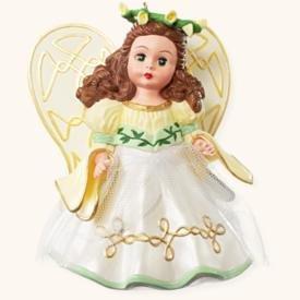 - Hallmark Keepsake Ornament Follow Your Dreams Angel 13th in Series 2008
