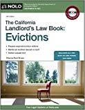 The California Landlord's Law Book 14th (fourteenth) edition Text Only