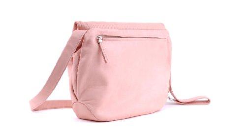 Bree - Bolso de asas para mujer rosa rosa