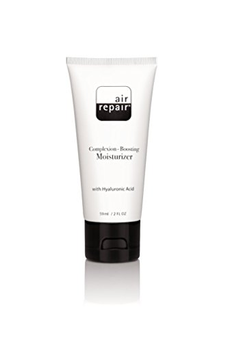 Air Repair Complexion Boosting Moisturizer - Hyaluronic Acid Vitamin B5 Cream - Paraben, Petroluem, Mineral Oil & Cruelty Free Face Cream - Protects, Hydrates, Nourishes Skin - 59 ml (Boosting Moisturizer)