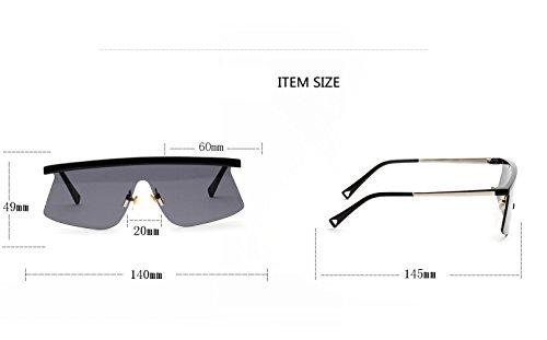 Gafas Cóncavo Estilo Estados Nuevas Gafas Combinadas Gafas De Foto De Tendencia Blue LightOrange Sol Gafas Sol para Europa De Fotos De Gafas Y Unidos qwqvXI