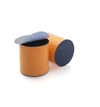 Handschleifblock 30mm Ø für kletthaftende und selbstklebende Schleifblüten DFS