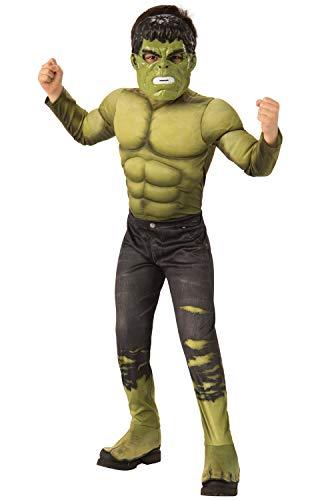 Rubie's Marvel Avengers: Infinity War Deluxe Hulk Child's Costume, Medium ()