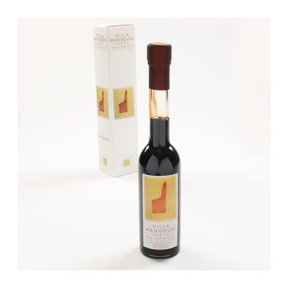 Villa manodori balsamic vinegar artigianale (250 ml) 1 pairs incredibly with 22 month grana padano, grilled meats sweet enough to drizzle over strawberries or ice cream very limited quantities