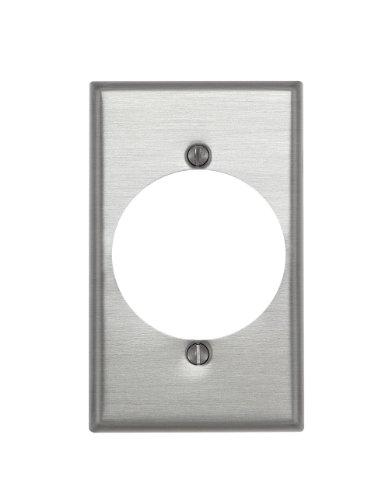 Flush Wall Plate - 9
