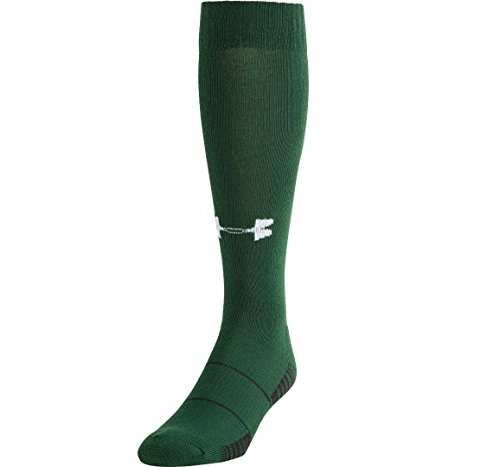 (Under Armour UA Over-The-Calf Team LG Forest Green)