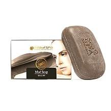Black Mud Soap - Original Dead Sea Treatment