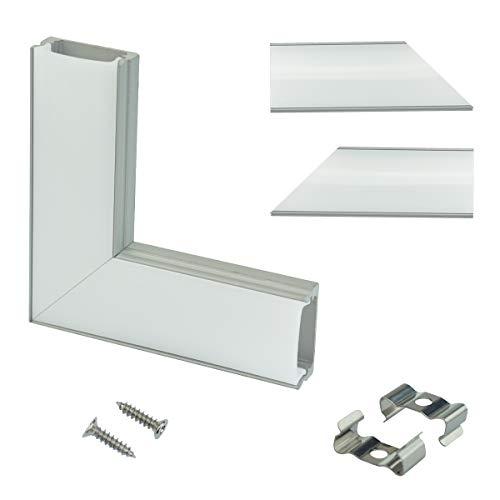 Aluminum Led Light Strip Housings in US - 8