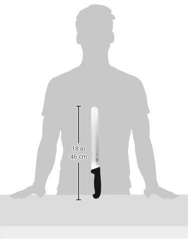 Victorinox 12 Inch Fibrox Pro Slicing Knife with Granton Blade by Victorinox (Image #6)