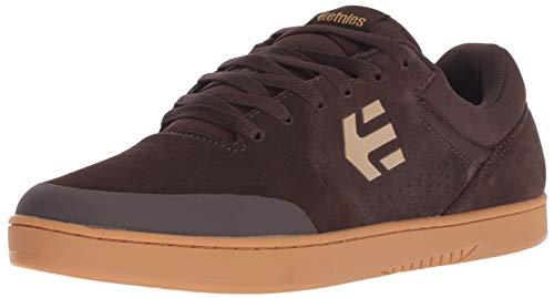 Etnies Men's Marana Skate Shoe Gum/Brown, 10.5 Medium US