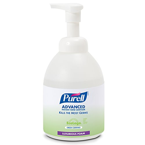 PURELL 5791 04 Certified Instant Sanitizer