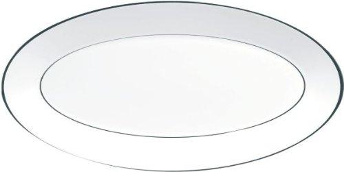 (Wedgwood - Jasper Conran Platinum Lined, Oval Dish Medium)