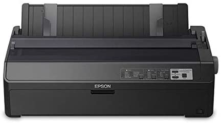 EPSON LQ-2090II 24-PIN DOT MATRIX PRINTER - MONOCHROME