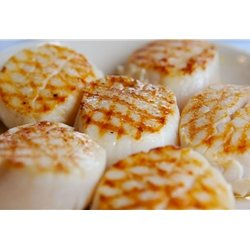 Fresh Atlantic Sea Scallops - 4 pounds