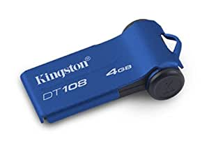 Kingston DT108/4GB Datatraveler 108 - Memoria USB