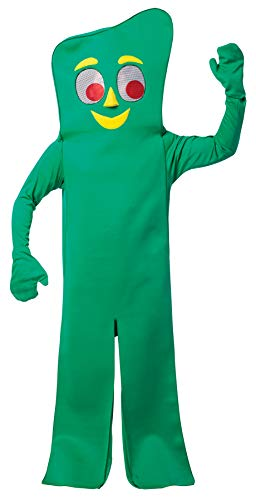 Gumby Adult Costume - One -