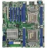 ASRock EP2C602 Dual LGA2011- Intel C602- DDR3- SATA3- V&2GbE- SSI EEB Server Motherboard