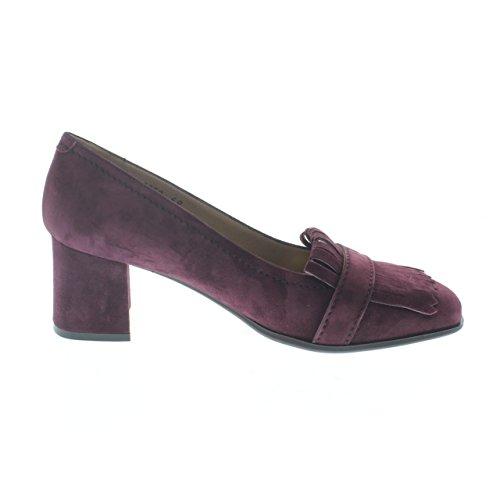 MELLUSO - Zapatos de vestir para mujer burdeos