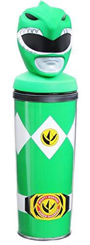 Surreal Power Rangers Green Ranger Water Bottle ()