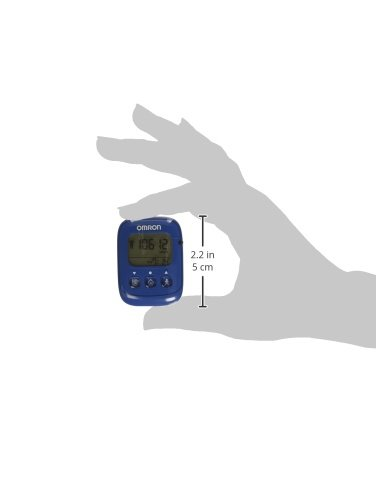 Omron HJ325 Alvita Ultimate Pedometer