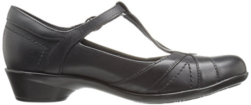 Cobb Hill Rockport Dames Venera Valentina Dress Pump Zwart Leer