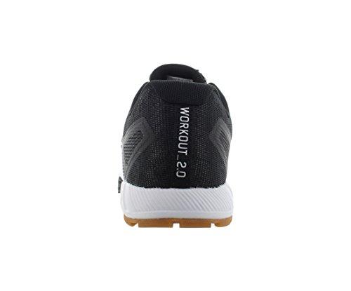 Reebok Chaussure Cross-trainer Ros 2.0 Pour Entraînement Trans Noir / Gomme / Blanc / Étain